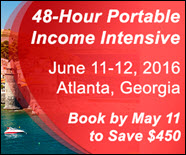 48 Hour Portable Income Intensive